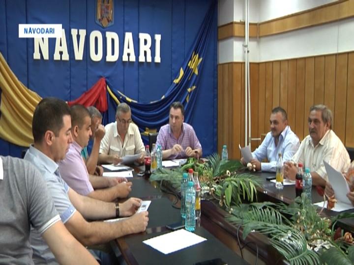 Sedinta consiliu local Navodari